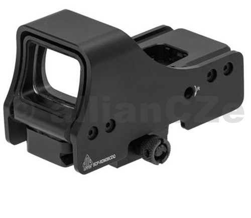 "Kolimátor UTG® .9"" Red/Green Circle Dot Reflex Sight"